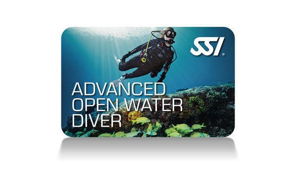 Pacchetto advanced open water diver