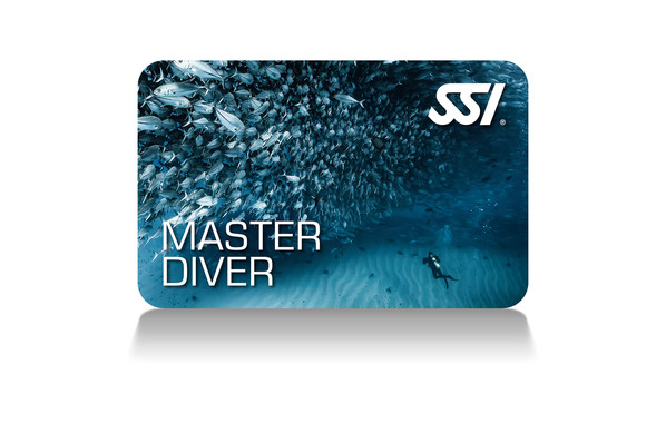 Pacchetto master diver